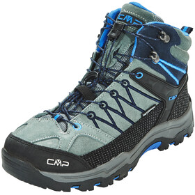 CMP Campagnolo Rigel Mid WP Trekking Shoes Junior Grey-Zaffiro